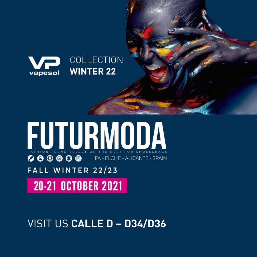 Vapesol está presente en Futuramoda del 20 al 21 de octubre