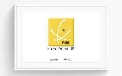 NOUS ÉTAIT L'EXCELLENCE PME EN 2018